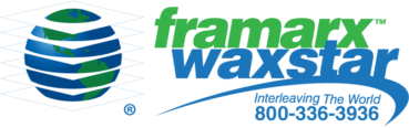 Making Wax Paper Products Since 1966 – Framarx/Waxstar Logo